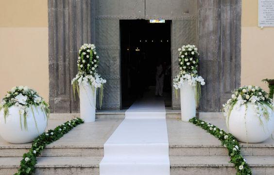 dekoracja ślubna kościo�a agencja Ślubna mk wedding