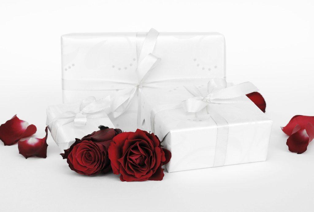 prezent - pudełko